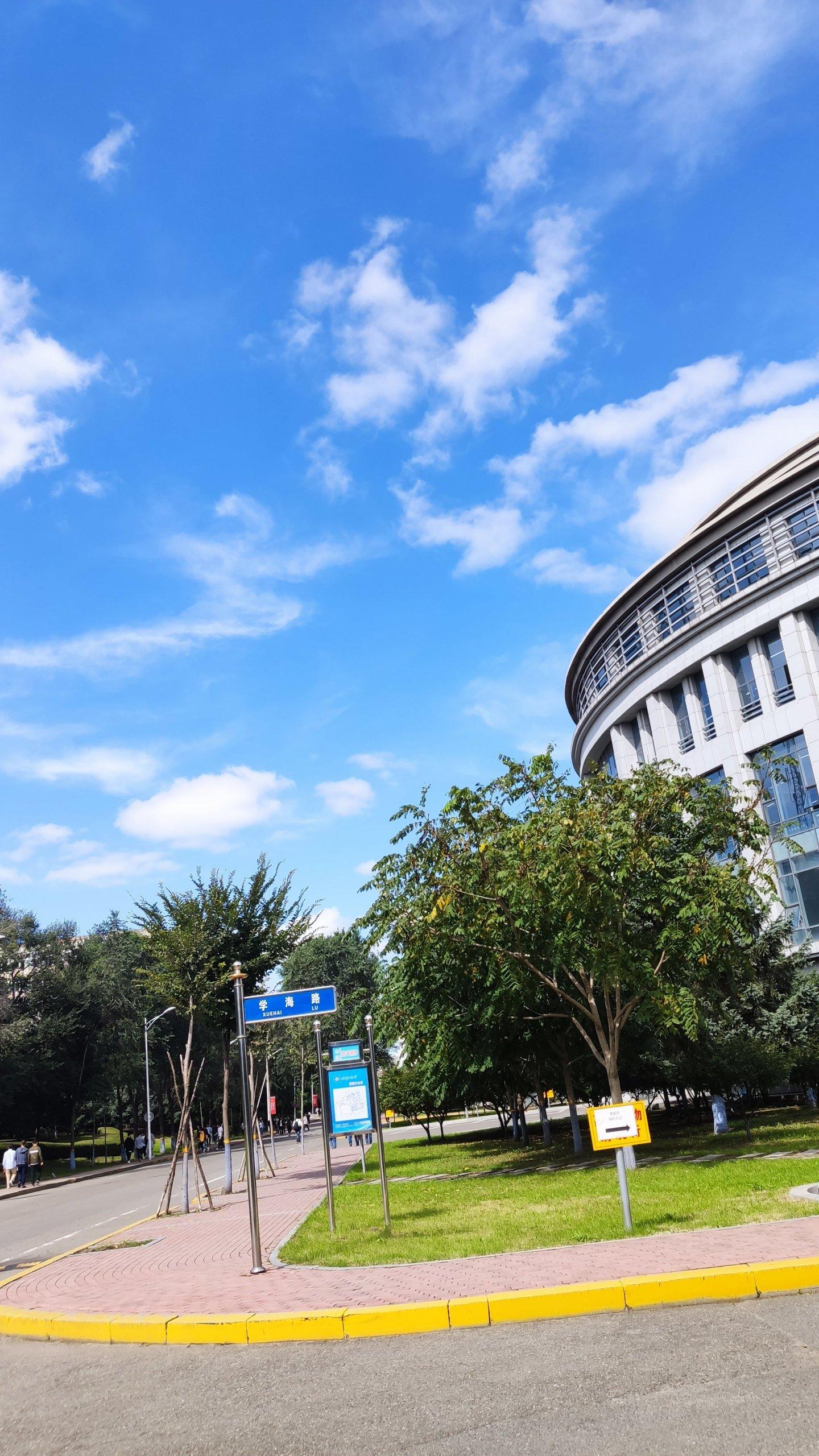9月12,物理考试,天晴,万里无云。插图